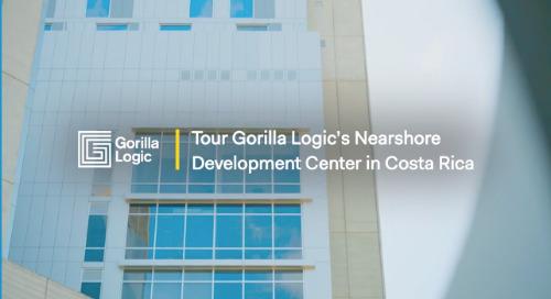 A Virtual Tour: Gorilla Logic's Nearshore Development Center in Costa Rica