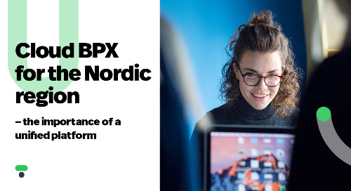 Cloud PBX for the Nordic region – the importance of a unified platform