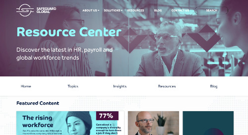 Welcome to our new Resource Center