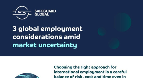 3 global employment considerations amid market uncertainty