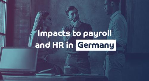 Understanding legislative impacts in Germany during COVID-19