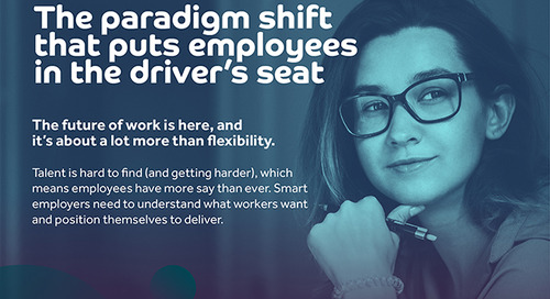 The paradigm shift that puts employees in the driver's seat
