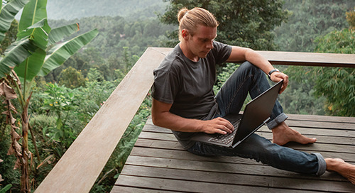 Working remotely from another country—what you need to know