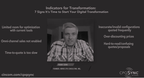 Seven Signs It's Time to Start Your Digital Transformation
