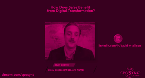How Does Sales Benefit From Digital Transformation?