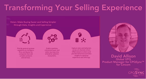 Webinar: Transforming Your Selling Experience Featuring Rick McCutcheon