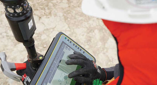 ENR: Tech Report: Bringing the Model to the Jobsite