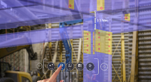 AECCafe: Mixed Reality for Onsite Construction at Trimble