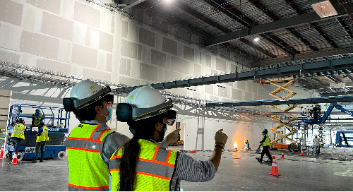 MERIDIA Integrates Trimble Mixed Reality Technology to Boost Efficiency and Customer Engagement