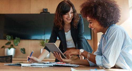 Enabling Employee Growth & Performance