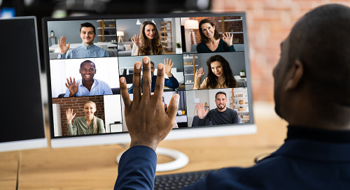 Connecting Employees in a Remote World