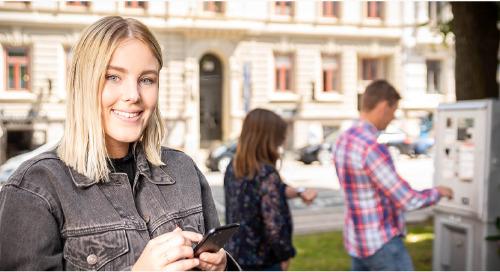 SMS PARK |Livet blev enklare med Flow