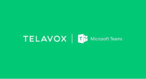 Telavox integration med Microsoft Teams