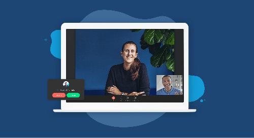 Nu lanserar vi vår videokonferens
