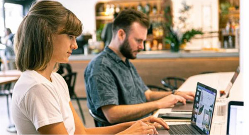 Industritorget | 5 affärsfördelar med den digitala arbetsplatsen
