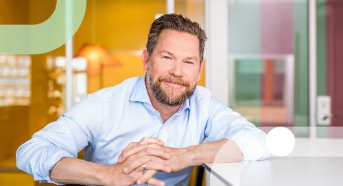 Han är ny chef för Telavox Advisoravdelning