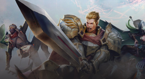 Creating a MOBA phenomenon: Arena of Valor