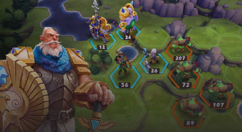 Warlords of Artenum hits a bullseye with ad buys