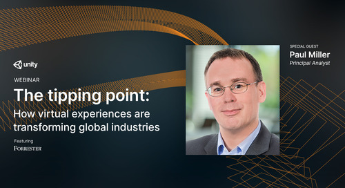 Webinar: The Tipping Point – How Virtual Experiences Are Transforming Global Industries