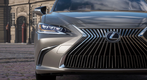 Lexus opens the door for virtual production in Unity