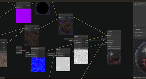 Deep dive into Shader Graph