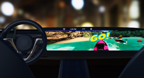 Creating immersive infotainment experiences