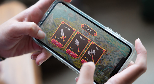 Monetize mobile games effectively