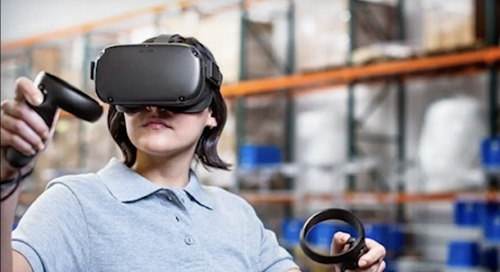 7 tech trends to watch in industrial VR training