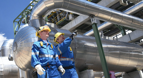 Digital Twins & Immersive Technologies in the Energy Industry