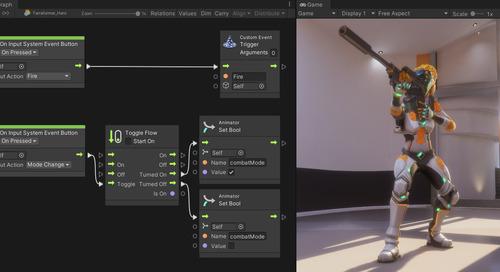 Gameplay & UI Design
