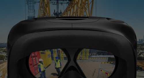 Fewer risks, safer workers with VR