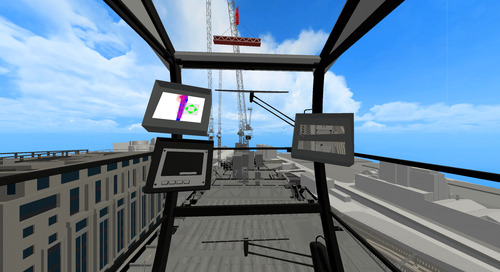 Creating safer construction projects with virtual reality