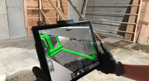 Using augmented reality in construction to find renovation issues with BNBuilders