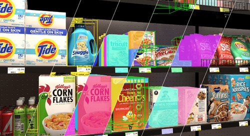 Free download: Unity Computer Vision Datasets (Retail sample)