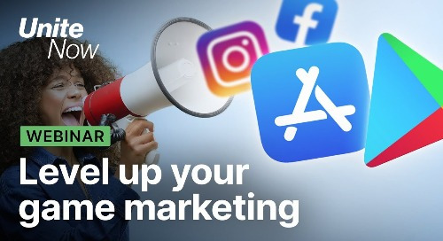 Level up your game marketing