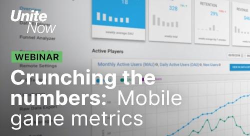Crunching the numbers: Navigating mobile-game metrics