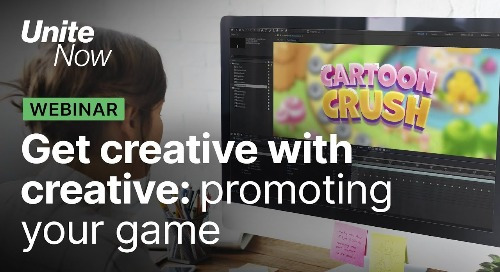 How to get creative with Creative: Promoting your game