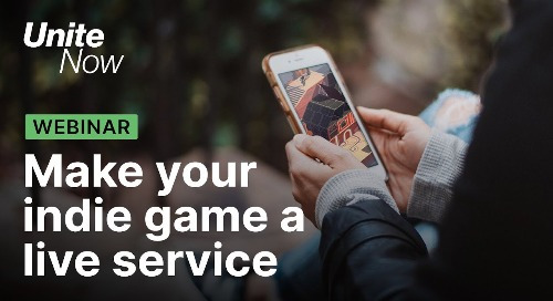 It's live! Now what? Make your indie game a live service