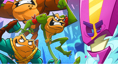 Battletoads hits 1 million players — check out our all-new Creator Spotlight with the dev team