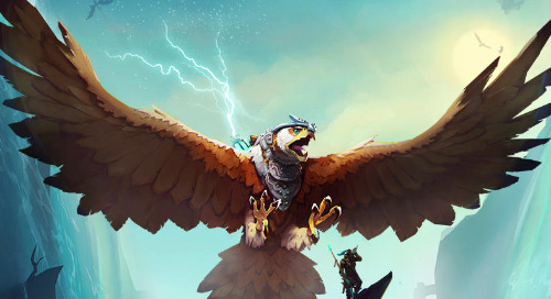 Xbox Series X launch title The Falconeer has landed. Get the details in our Creator Spotlight