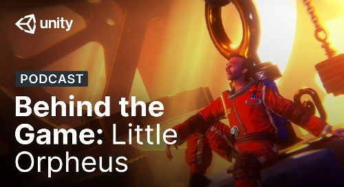 Go behind the scenes with Little Orpheus