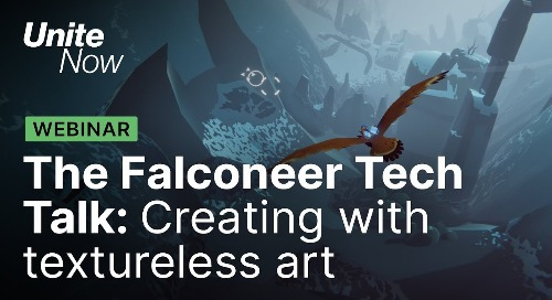 The Falconeer shows you can still fly high with textureless art