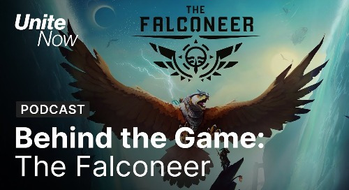 Behind the scenes with The Falconeer's open-world aerial combat