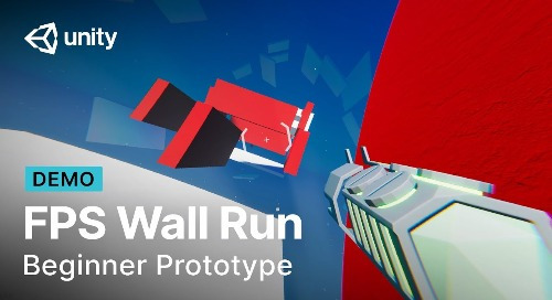 Learn how to implement a wall-run mechanic in your FPS
