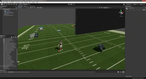Unity helps Canuck Play win the performance game with Maximum Football