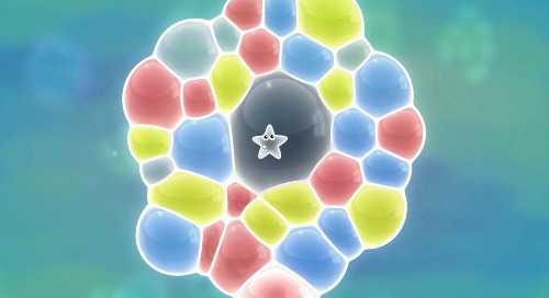 The magic of bubbles: How Unity helped turn a fleeting vision into an amazing 2D game