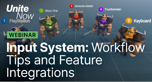 Input System: Workflow tips and feature integrations