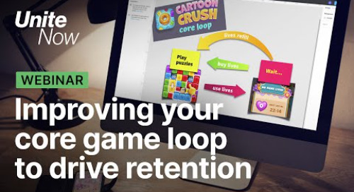 Improving your core game loop to drive retention