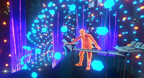 Musical Merrymaking for Millions – in VR