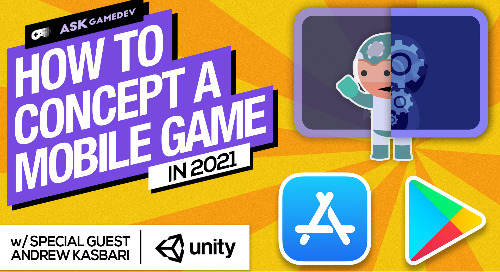 How to concept a mobile game